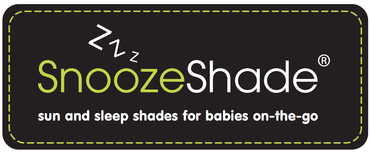 SnoozeShade, exclusive gold sponsor of Fit4Mom/Stroller Strides